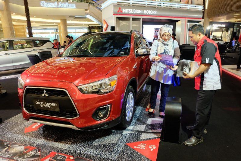 Mitsubishi Raih Peringkat Tertinggi dalam Sales Satisfaction Index 2017
