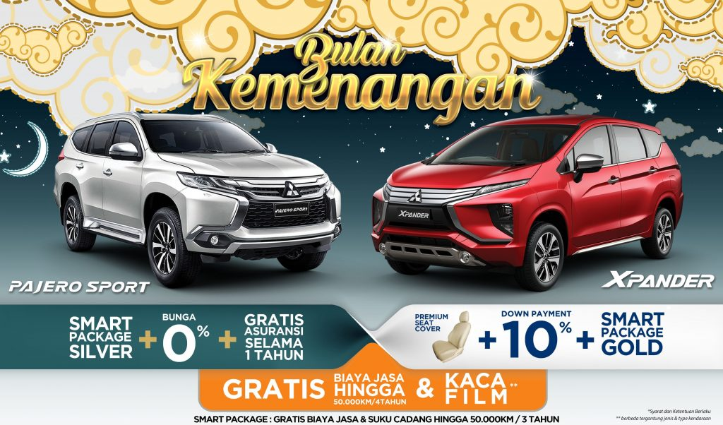 PROGRAM PENJUALAN MITSUBISHI MOTORS JUNI 2019